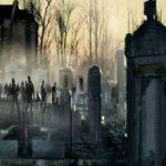 Ночью среди могил (2015)