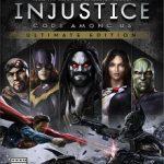 Injustice Gods Among us (2013) репак от механиков