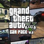GTA 5 Car Pack Grand Theft Auto v Car Pack v1.0 (2016)
