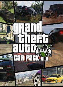 GTA 5 Car Pack
