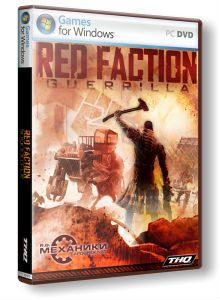 Red Faction: Guerrilla (ENG) [Repack] от R.G. Механики