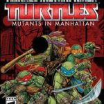 Teenage Mutant Ninja Turtles Mutants in Manhattan (2016)