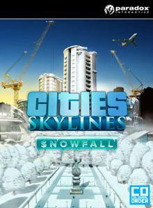 Cities Skylines Snowfall 2016