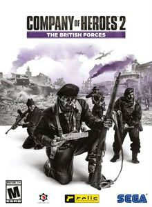 ompany of Heroes 2 The British Forces
