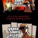 Grand Theft Auto San Andreas Zombie Apocalypse (2005-2014)