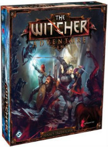the-witcher-adventure-game