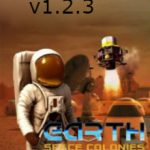 Earth Space Colonies v1.2.3 (2017)